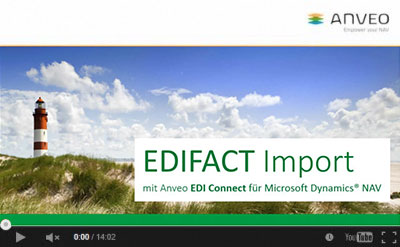 Anveo EDI Connect Features for Dynamics 365 BC & NAV - Anveo