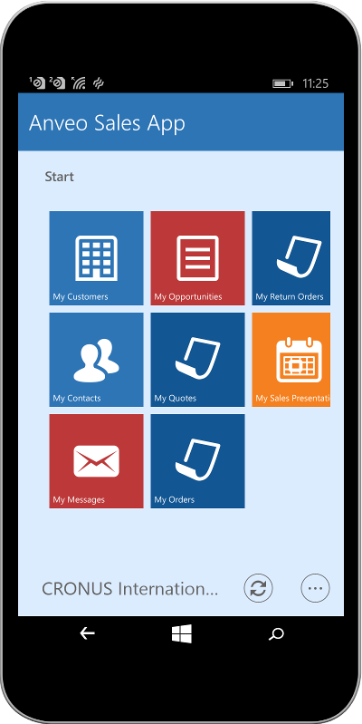 Anveo Mobile App, Web Portal and EDI for Microsoft Dynamics 365