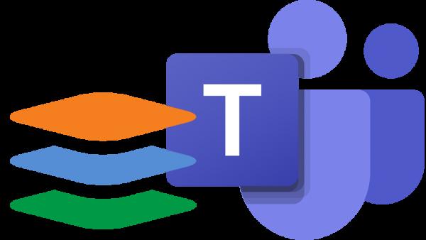 Teams Logo Anveo Logo