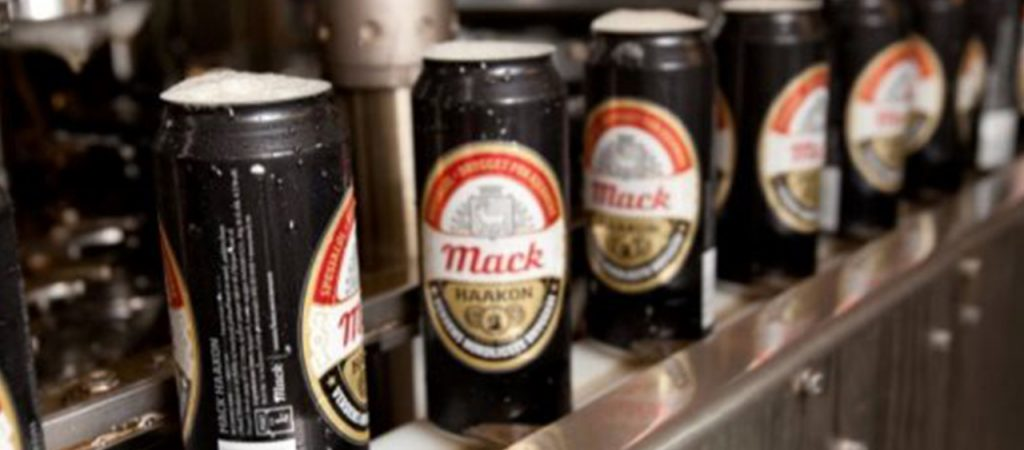 Production Mack Brewery