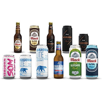 Mack Brewery products